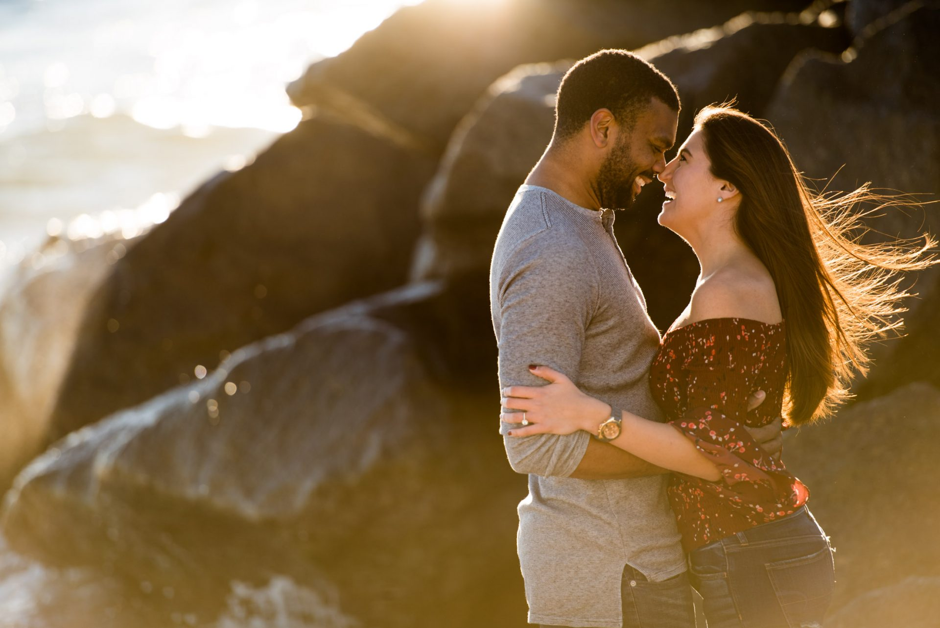 Fort Lauderdale Engagement Photos