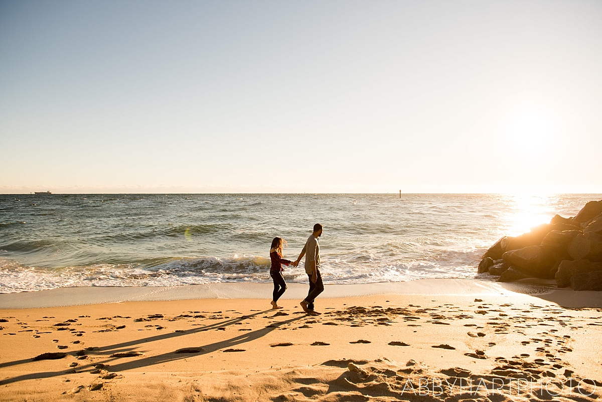 Fort Lauderdale Beach Engagement Photos